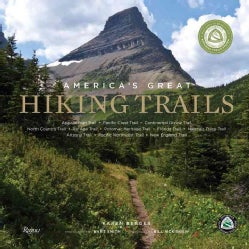 America's Great Hiking Trails (Hardcover)