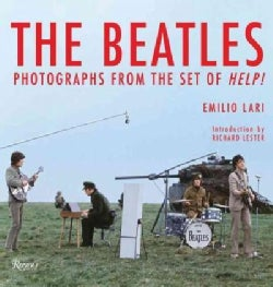 The Beatles: Photographs from the Set of Help! (Hardcover)