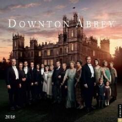 Downton Abbey 2018 Calendar (Calendar)