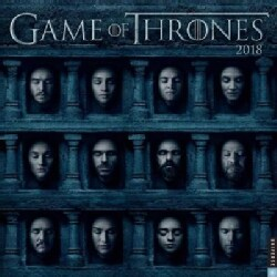 Game of Thrones 2018 Calendar (Calendar)