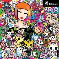 Tokidoki 2018 Calendar (Calendar)