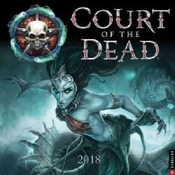 Court of the Dead 2018 Calendar (Calendar)