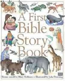 A First Bible Story Book (Hardcover)