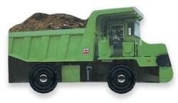 Dump Truck (Hardcover)