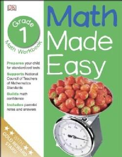 Math Made Easy: Grade 1 (Paperback)