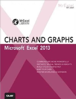 Excel 2013 Charts and Graphs (Paperback)