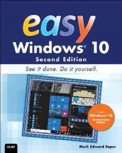 Easy Windows 10 (Paperback)