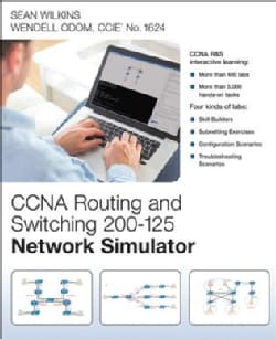 CCNA Routing and Switching 200-125 Network Simulator (DVD-ROM)