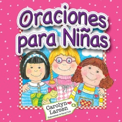 Oraciones para ninas/ Prayers for Little Girls (Hardcover)