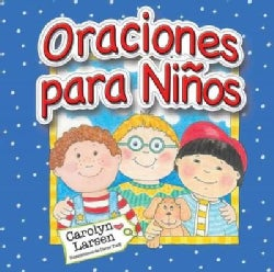 Oraciones para ninos / Prayers for Little Boys (Paperback)