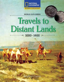 Travels to Distant Lands, 1000-1400 (Paperback)