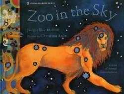Zoo in the Sky: A Book of Animal Constellations (Hardcover)