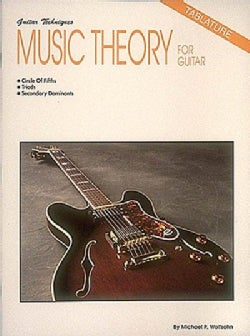 Music Theory for Guitar (Paperback)