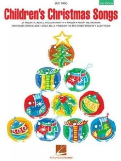 Children's Christmas Songs: Easy Piano (Paperback)