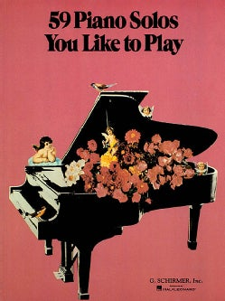 59 Piano Solos You Like to Play (Paperback)