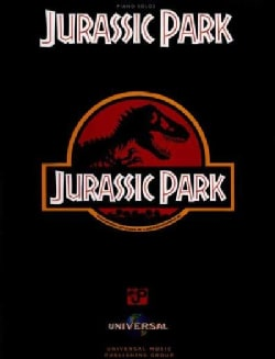 Jurassic Park Piano Solos (Paperback)