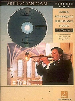 Playing Techniques and Performance Studies for Trumpet: Advanced Techniques and Concepts for Trumpet Mastery
