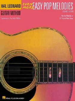 Even More Easy Pop Melodies: Correlates With Book 3 (Paperback)