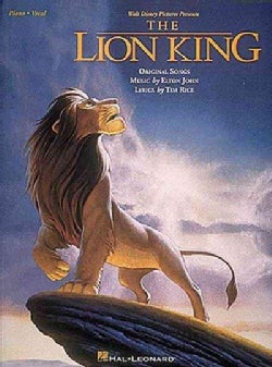 The Lion King Vocal Selections (Paperback)