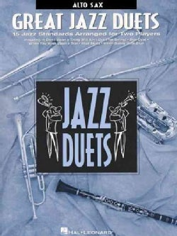 Great Jazz Duets (Paperback)