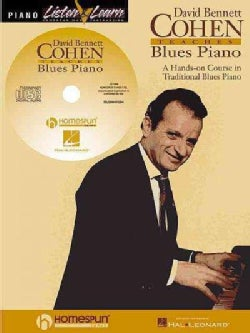 David Bennett Cohen Teaches Blues Piano: A Hands-On Course in Traditional Blues Piano