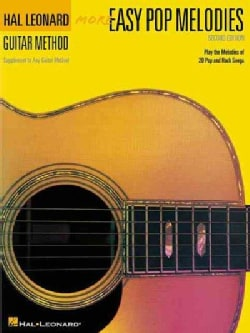 More Easy Pop Melodies: Correlates With Book 2 (Paperback)