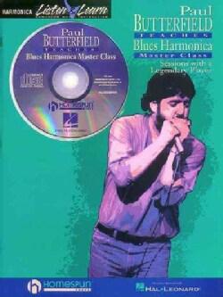 Paul Butterfield Teaches Blues Harmonica Master Class