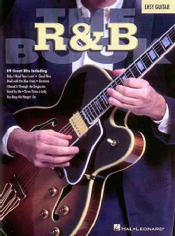 The R&B Book: Easy Guitar (Paperback)