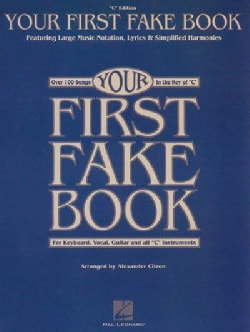 Your First Fake Book (Paperback)
