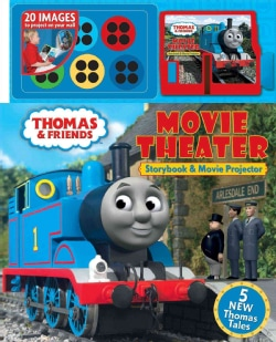 Thomas & Friends Movie Theater: Storybook and Movie Projector