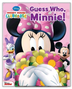 Guess Who, Minnie! (Hardcover)