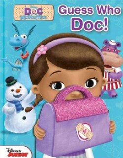 Guess Who, Doc! (Board book)