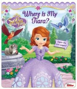 Where is My Tiara? (Board book)
