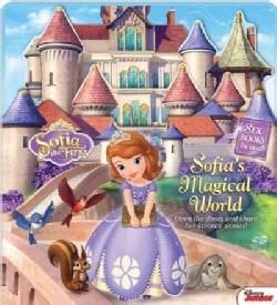 Sofia's Magical World (Board book)