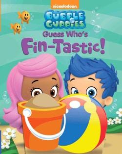 Guess Who's Fin-tastic! (Board book)