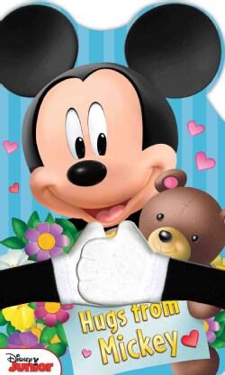 Hugs from Mickey (Board book)