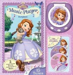 Sofia the First Music Player Songbook