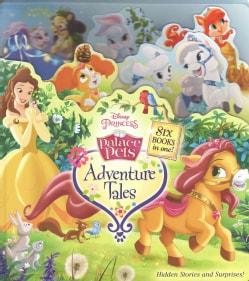 Palace Pets Adventure Tales (Board book)