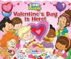 Valentine's Day Is Here (Board book)
