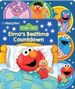Elmo's Bedtime Countdown (Board book)