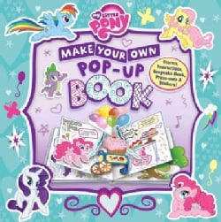 Make Your Own Pop-Up Book (Hardcover)