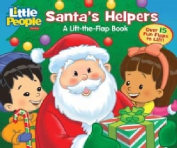 Santa's Helpers (Board book)