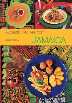 Authentic Recipes from Jamaica (Hardcover)