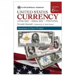 Guide Book of United States Currency: Large Size, Small Size, Fractional (Paperback)