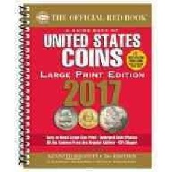 A Guide Book of United States Coins 2017: The Official Red Book (Paperback)
