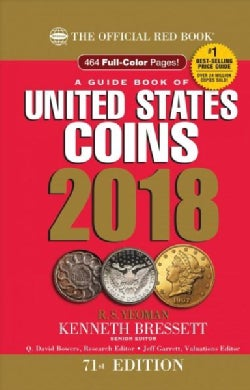 A Guide Book of United States Coins: The Official Red Book (Hardcover)