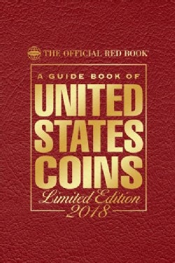 A Guide Book of United States Coins 2018: The Official Red Book (Hardcover)