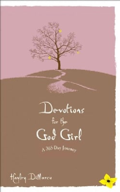 Devotions for the God Girl: A 365-Day Journey (Hardcover)