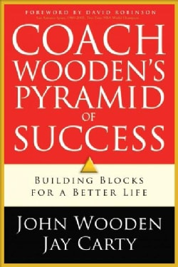 Coach Wooden's Pyramid of Success (Paperback)