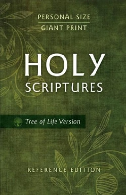 Holy Bible: Tree of Life Version, Giant Print Reference (Hardcover)